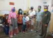 Marlis Syarif Salurkan Puluhan paket Sembako untuk Masyarakat Kateman